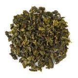 乳状Oolong的茶 免版税库存照片