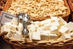 乳脂软糖 免版税库存图片