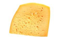 乳酪切片 免版税库存照片
