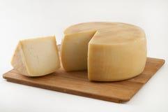 乳酪楔子 免版税库存照片