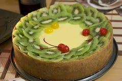 乳酪蛋糕果子 免版税库存照片