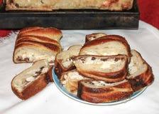 乳酪饼用葡萄干11 图库摄影