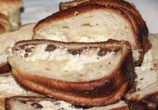 乳酪饼用葡萄干14 免版税图库摄影