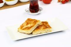 乳酪饼- Borek 图库摄影