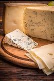 乳酪 图库摄影