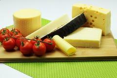 乳酪 库存照片