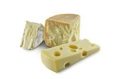 乳酪Tris  免版税库存图片