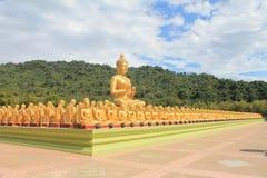 了不起的佛教徒 库存图片
