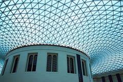 了不起的图书馆和屋顶细节 免版税图库摄影
