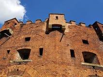 了不起的本尼迪克特的堡垒 库存照片