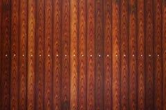 了不起的样式木墙壁 免版税图库摄影