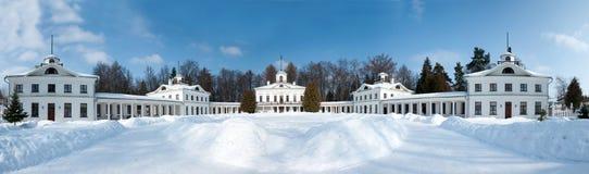 了不起的lermontov庄园诗人俄语 免版税库存照片