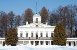 了不起的lermontov庄园诗人俄语 图库摄影