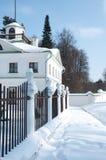 了不起的lermontov庄园诗人俄语 免版税库存图片
