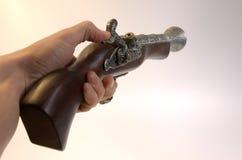 争取的射击 免版税库存图片