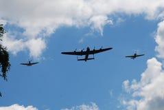 争斗英国飞行纪念品 免版税图库摄影