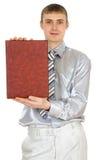事业定金文凭增长 库存图片