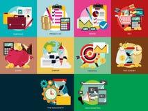 事务和营销 图库摄影