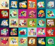 事务和营销 免版税图库摄影