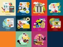 事务和营销 库存图片