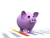 事务和财政 免版税库存图片