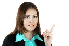事务的妇女 免版税库存图片