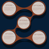 事务的抽象蓝色几何方形的形状设计背景模板 免版税库存照片