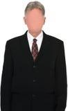 事务,商人,没有面孔,匿名,被隔绝 库存照片