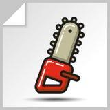 从事园艺的tools_5 免版税库存图片