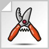 从事园艺的tools_10 库存图片