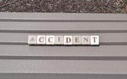 事故 免版税库存照片