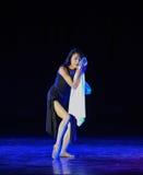事有他们的协会现代舞蹈 库存图片