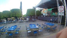 事件在墨西哥城 免版税库存照片