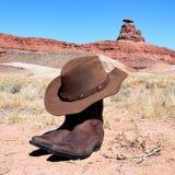 二个帽子 图库摄影