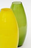 二个花瓶 免版税图库摄影