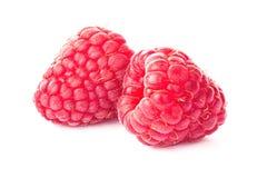 二个莓 库存图片