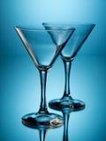 二块玻璃 库存图片