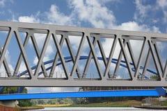 二座桥梁 免版税库存照片