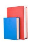 二本书 免版税库存图片