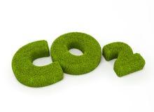 二氧化碳 库存例证