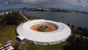 二百年公园迈阿密 影视素材