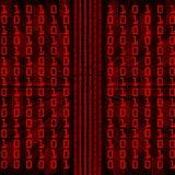 二进制代码 免版税库存照片