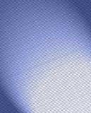 二进制蓝色编码光 库存照片