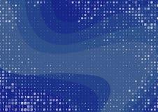 二进制计算机编码背景 免版税库存图片