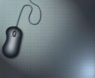 二进制鼠标 库存照片