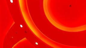 云幂灯装置图形设计 库存图片