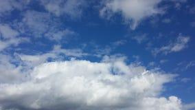 云彩在芝加哥 图库摄影