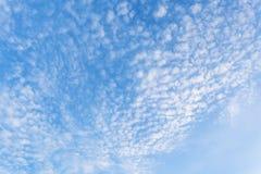 云彩样式 库存照片