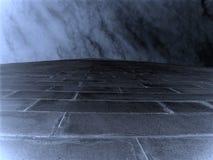 云彩的伸手可及的距离 免版税库存照片