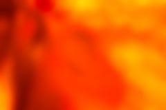 云彩红色 免版税库存照片